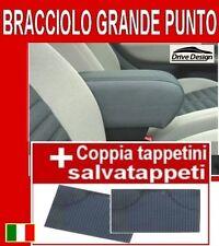 FIAT GRANDE PUNTO - EVO - PUNTO dal 2012 - bracciolo per - OMAGGIO SALVATAPPETI