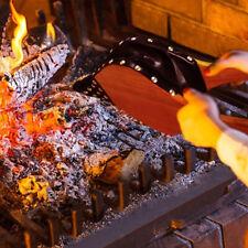 WoodenAir Blower Fire Bellow Indoor Outdoor Camping BBQ Hand Bellow Pump