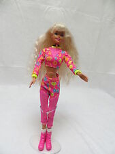 Barbie in Hot Pink Skater Outfit