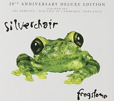 SILVERCHAIR-FROGSTOMP (20TH ANNIVERSARY DELUXE) (BONUS DVD) (US IMPORT) CD NEW