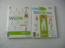 Wii Fit & Fit Plus Complete!!