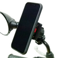TiGRA MountCase for iPhone 11 Pro Max with Motorcycle Mirror Mount