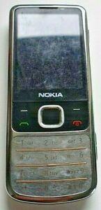 Nokia Classic 6700 - Chrome (T-Mobile/Virgin) Mobile Phone, Snake 3, UK Seller