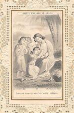 Canivet Sainte enfance de Jésus XIXe Siècle