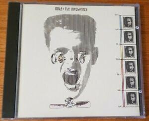 Mike And The Mechanics - S/T CD  (1985 Studio Album) Genesis / Paul Carrack