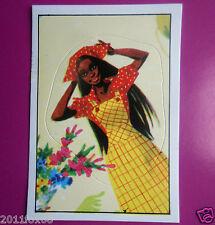 figurines prentjes cromos stickers picture cards figurine barbie 62 panini 1976