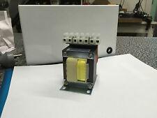 Low Voltage E-I Control transformer 240/2*12V 50VA 50/2*12