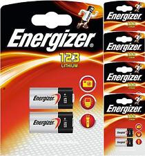 CR123A Lithium Einweg-Batterie