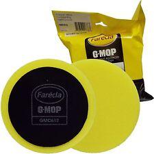 """Farecla G Mop GMC612 2 X 6"""" 150mm Mojado Uso Amarillo compuestos hooknloop almohadilla de espuma"""