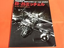 """B-25 Mitchell"" Famous Airplanes Of The World #51"