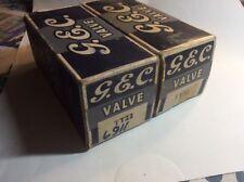 Pair Tube TT22 Tube GEC Own Box - Akin To KT88