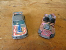 Two Vintage 1974 Red Line Hot Wheels Mustang Stocker and Grass Hopper