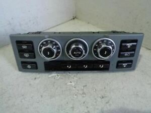 Range Rover L322 Climate Heater Control Panel LRGJFC500890 2006 to 2010