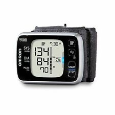 NEW Omron BP653 10 Series Plus Wrist Blood Pressure Monitor Wireless Bluetooth