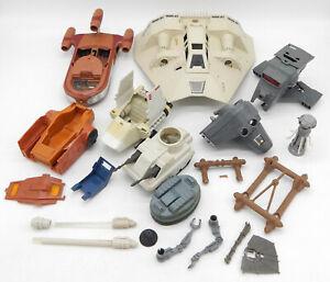 Kenner Vintage Star Wars Snowspeeder Mini Rigs Sammlung / Bastler Konvolut