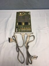 Hp Agilent 16715A 167Mhz State Logic Analyzer Card With Cables