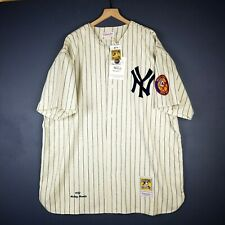 100% Authentic Mickey Mantle Mitchell & Ness 1952 Yankees Jersey 40 M Mens