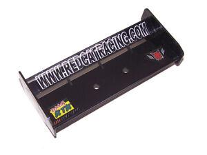 Redcat Tornado EPX Pro 4x4 Brushless Rear Wing Spoiler Black