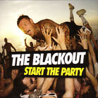 Die Blackout Start The Party (2013) 11-track CD & DVD Album Neu/Verpackt