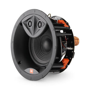 "JBL LAE6D 6.5"" in-Ceiling Stereo Speaker with Dual Tweeters 80W Dual Input"