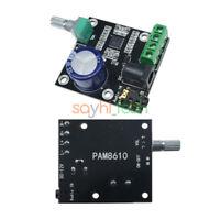 PAM8610  Dual Channel 2X15W Mini Digital Audio Amplifier Board Module Class 12V