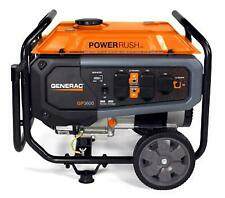 Generac Power Systems 249344 Gp Series 3600w Portable Generator With Engine