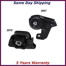 Engine Motor Mounts  Set Kit For:95/99 Dodge Stratus Plymouth Ne 2.0 L