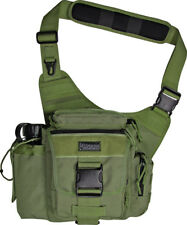 "Maxpedition Jumbo Versipack OD Green 0412G Main compartment measures 9"" x 9"" x 3"
