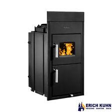 Buderus Festbrennstoff-Heizeinsatz HLS117 mit 8 kW Einbau Kamin