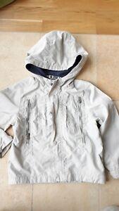 * Schöne graue Regenjacke Zara Gr. 110 - Jungs *