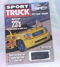 Sport Truck Magazine March 2002