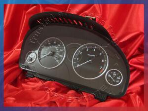 BMW F07 F10 F25 5 X3 series INSTRUMENTS CLUSTER SPEEDO SPEEDOMETER MPH 9249343
