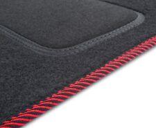 NF Velours schwarz Fußmatten paßt für AUDI 80 90 B3 B4 S2 86-96