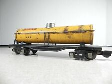 American Flyer O Gauge 480 Shell Tank Car