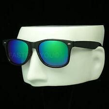 Sunglasses new retro vintage style men women color frame horn rim hipster nerd