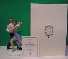 LENOX SALSA DANCE sculpture NEW in BOX with COA