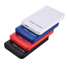 "Hard Disk Drive Enclosure USB 3.0 2.5"" Inch External SATA HDD SSD Case Caddy"