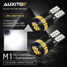 T10 CAR BULBS LED ERROR FREE CANBUS 24 SMD XENON WHITE W5W 501 SIDE LIGHT BULB