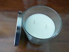 Aldi No1 bougies parfumées Citron Vert, Basil & Mandarin Anniversaire Mariage St Valentin Cadeau