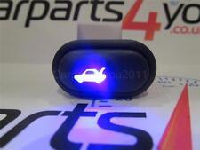 FORD FIESTA MK4/5 PUMA KA BLUE LED BOOT / TAILGATE RELEASE SWITCH + FREE UK POST