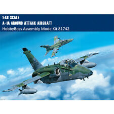 HobbyBoss 81742 1/48 A-1A Ground Attack Aircraft Plastic Assembly Model Kits