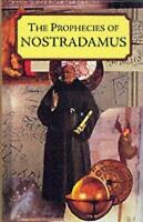The Prophecies of Nostradamus Hardcover David Geddes