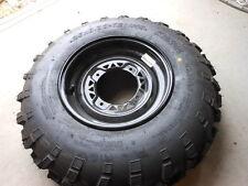 New ATV UTV SxS Tire Wheel 12x6 Rim Polaris Kenda K590 25 8 12 1521713-067