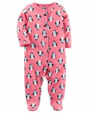 fa104f2e2 Carter s Fleece One-Piece Sleepwear (Newborn - 5T) for Girls