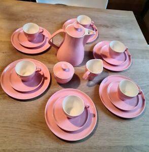 Melitta Ascona rosa Kaffeeservice 60er vintage Minden
