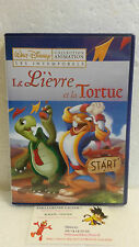 DVD Le Lièvre et la Tortue Les Intemporels Walt Disney VF Classic Cartoons TBE