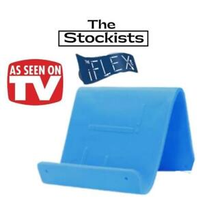 iFlex -Sky Blue-Hands -Free Device Stand - The Stockists-Free P&H Aust