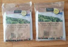 2 x Plant Protection Fleece Blanket