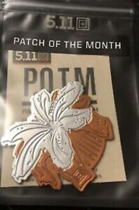 5.11 TACTICAL POTM Patch Of The Month March 2021 Patch
