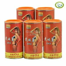 Lot of 5 Tins of KANCURA Slimming Diet Tea 80g * 5
